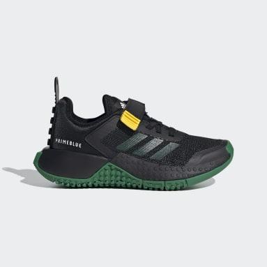 Chaussure adidas x Classic LEGO® Sport noir Enfants Course