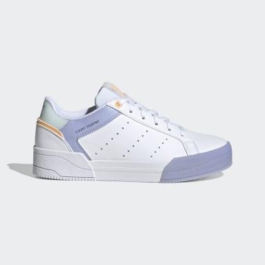 Kinder Originals Court Tourino Schuh Weiß