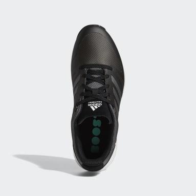 Golf EQT Wide Golfschuh Schwarz