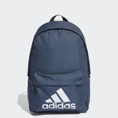 Lifestyle Blue Classic Badge of Sport Backpack
