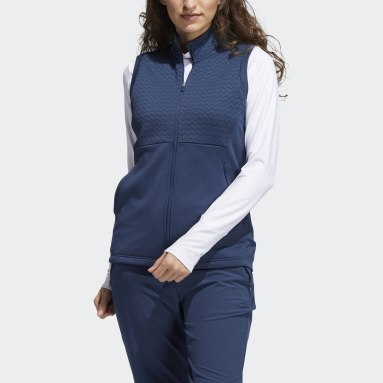 Chaleco Primegreen COLD.RDY Azul Mujer Golf