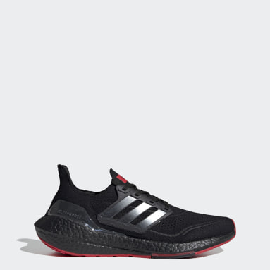 Running Black Ultraboost 21 x 424 x AFC Shoes