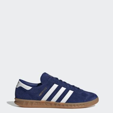 Chaussure Hamburg Bleu Originals