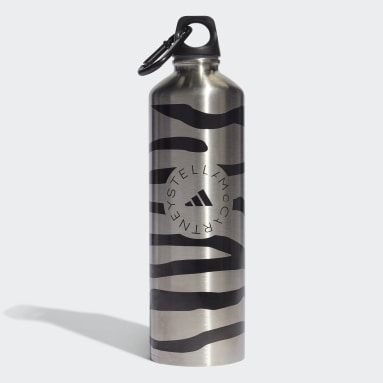 Botella adidas by Stella McCartney Plateado Estudio