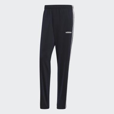 Men's Essentials Blue Essentials 3-Stripes Pants