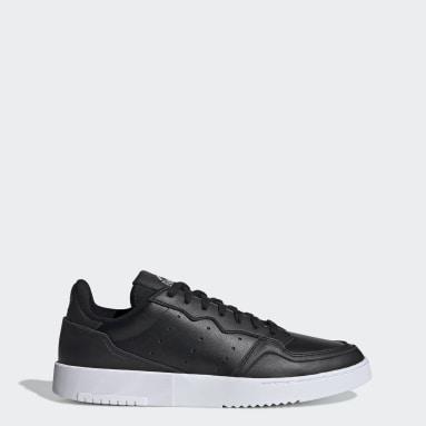 Supercourt Shoes Czerń