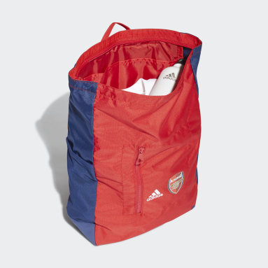 Football Red Arsenal Backpack