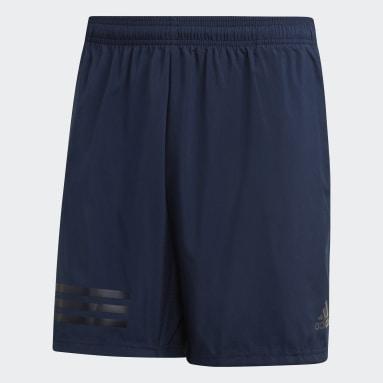 Pantaloneta 4KRFT Climacool Azul Hombre Training