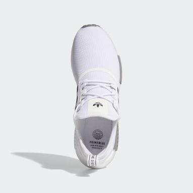 Chaussure NMD_R1 Primeblue Blanc Originals