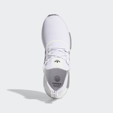 Scarpe NMD_R1 Primeblue Bianco Originals