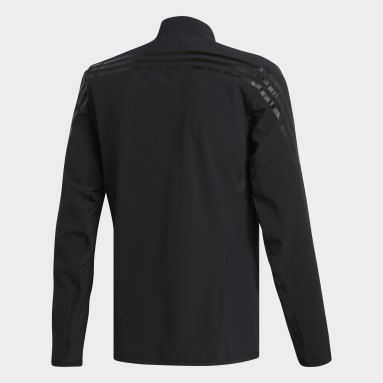Men Training Black AEROREADY 3-Stripes Jacket