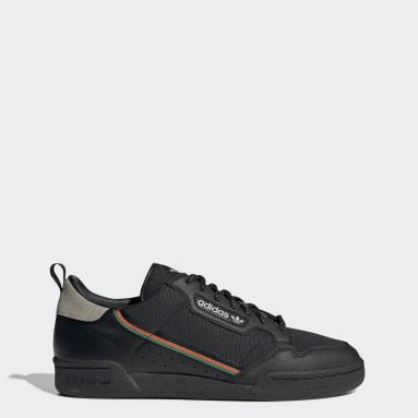 Women Originals Black Continental 80 Shoes