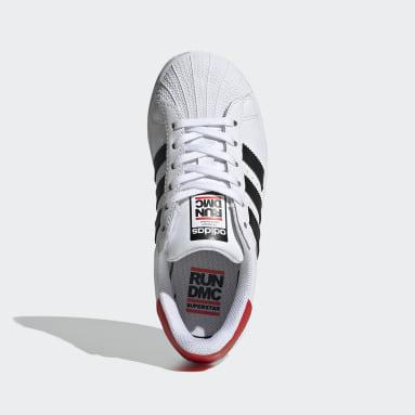 Παιδιά Originals Λευκό Superstar Run-DMC Shoes