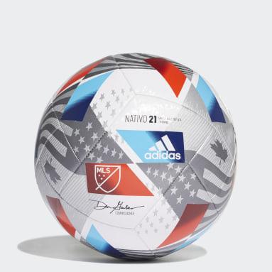 Ballon MLS Training blanc Hommes Soccer