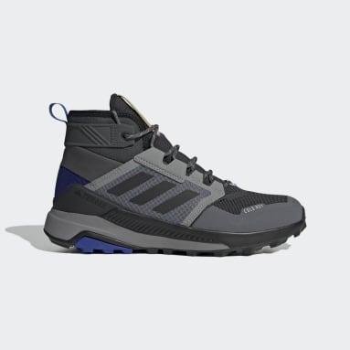 Chaussure de randonnée Terrex Trailmaker Mid COLD.RDY gris TERREX