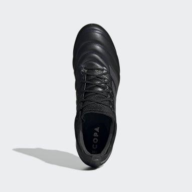 Chaussure Copa 19.1 Terrain gras Noir Femmes Football