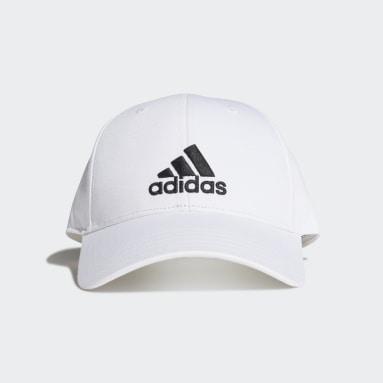 Training White Baseball Cap