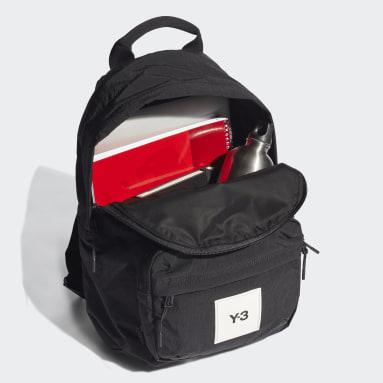 черный Рюкзак Y-3 TECHLITE