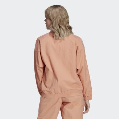 Women Originals Pink Adicolor Classics Lock-Up Track Top