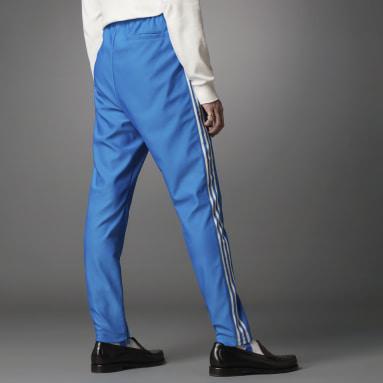 Heren Originals Blauw Blue Version Beckenbauer Trainingsbroek