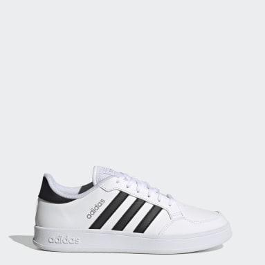 Women Sportswear White Breaknet Shoes