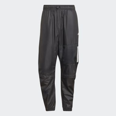 Männer Sportswear adidas Sportswear W.N.D. Primeblue Hose Schwarz