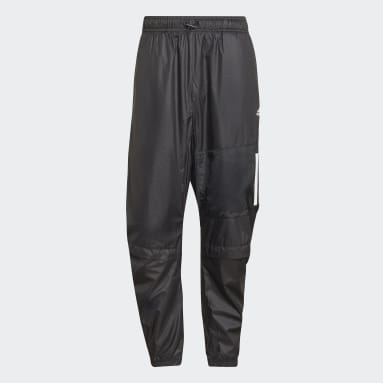 Pantaloni adidas Sportswear W.N.D. Primeblue Nero Uomo Sportswear