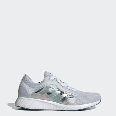 Women Running Silver Edge Lux 4 Shoes