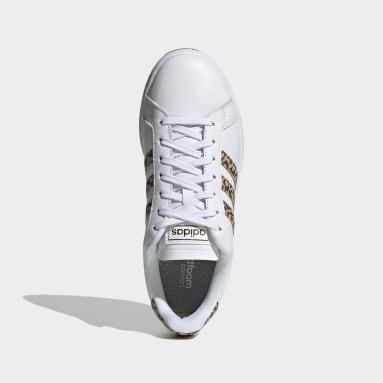 Frauen Sportswear Grand Court Schuh Weiß