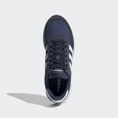 Zapatillas Run 60s 2.0 Azul Hombre Diseño Deportivo