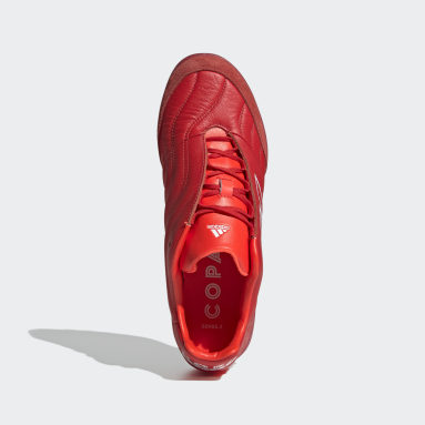 Men's Soccer Red Copa Kapitan.2 Turf Shoes