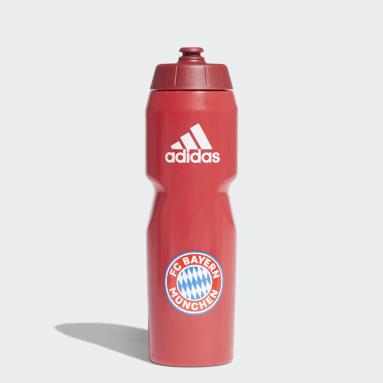 FC Bayern Flaske Rød