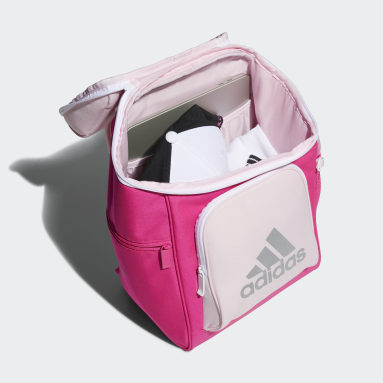 розовый Рюкзак OPS