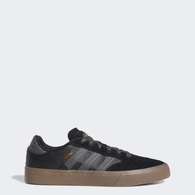 Men Originals Black Busenitz Vulc II Shoes