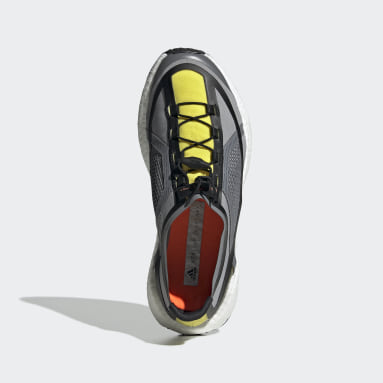 ผู้หญิง adidas by Stella McCartney สีเทา รองเท้า Pulseboost HD