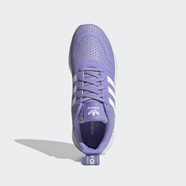 Women Lifestyle Purple Multix Shoes