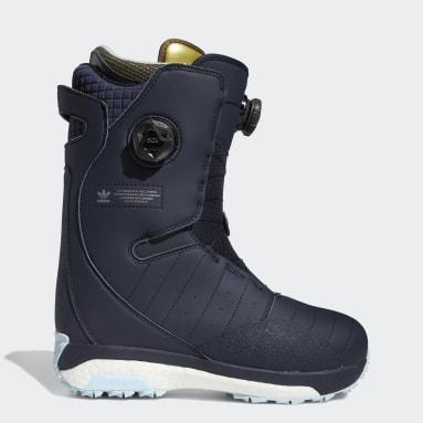 Muži Zimní Sporty modrá Boty Acerra 3ST ADV