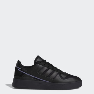 Men Originals Black Forum Tech Boost Shoes