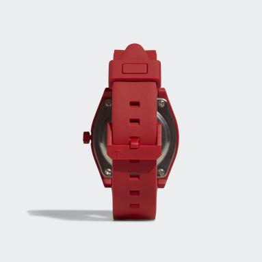 Relógio PROCESS_SP1 Vermelho Originals