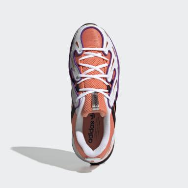 Chaussure EQT Gazelle Orange Originals
