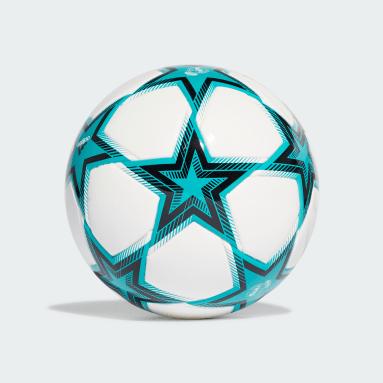 Pallone Mini UCL Pyrostorm Real Madrid Bianco Calcio