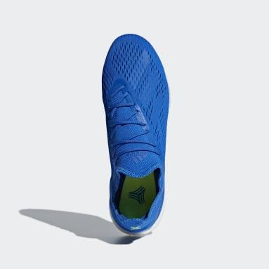 Calzado de Fútbol X Tango 18.1 Azul Hombre Fútbol