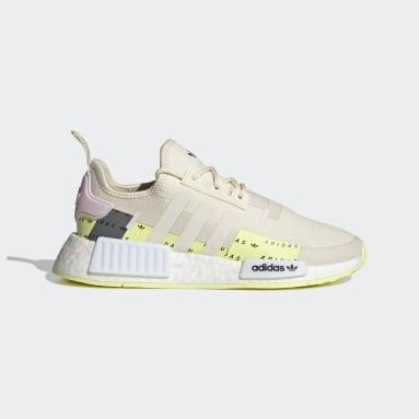 Γυναίκες Originals Λευκό NMD_R1 Shoes