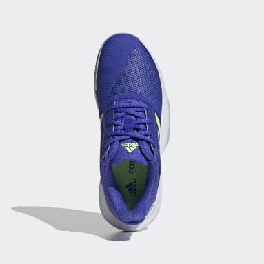 Kinder Tennis CourtJam Tennisschuh Blau