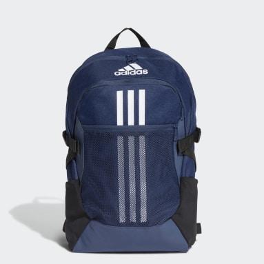 Futbal modrá Ruksak Tiro Primegreen