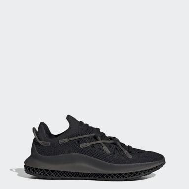 Zapatillas 4D Fusio Negro Hombre Originals