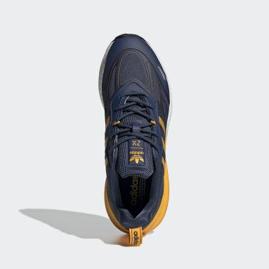 Originals Blue ZX 2K Boost 2.0 Shoes