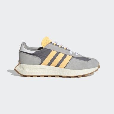 Men Originals Grey Retropy E5 Shoes