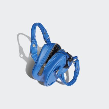 Blue Version Remix Small Bag Niebieski