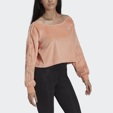 Women Originals Pink Sweatshirt